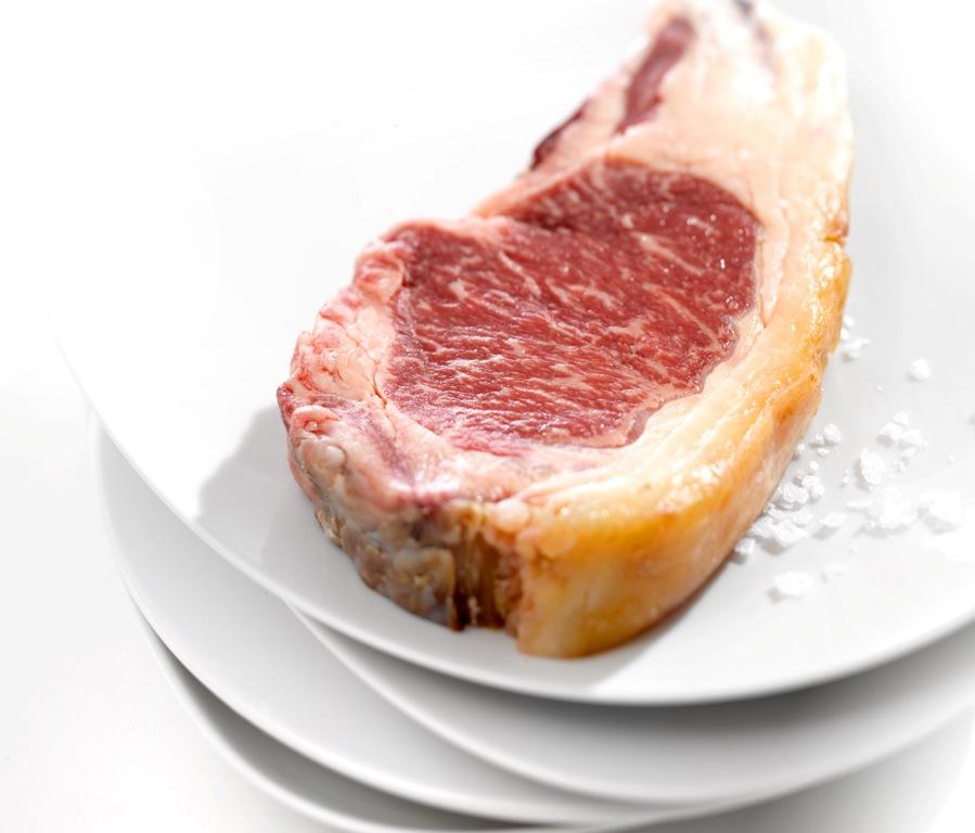 Slide 8 - Carne de buey