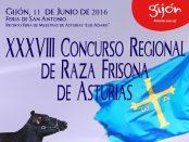 Cartel Asturias